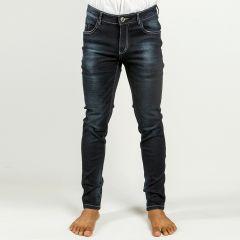 Pants:Jeans Semi Fit Solid_323#1
