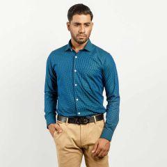 Shirt:Full Sleeve Semi Fit_303#1