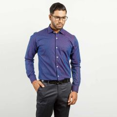 Shirt:Full Sleeve Semi Fit_303#3