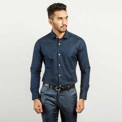 Shirt:Full Sleeve Semi Fit_304#2