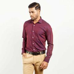 Shirt:Full Sleeve Semi Fit_303#2