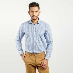 Shirt:Full Sleeve Regular Fit_296#1