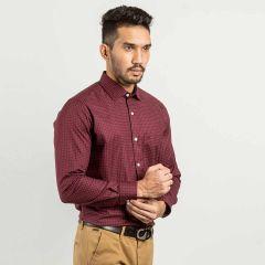 Shirt:Full Sleeve Semi Fit_304#3