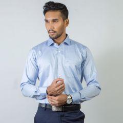 Shirt:Full Sleeve Regular Fit Solid_298#1
