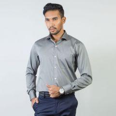 Shirt:Full Sleeve Regular Fit Solid_298#2