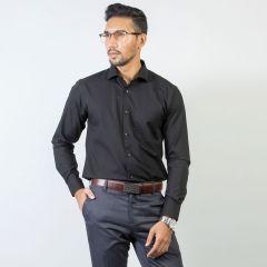 Shirt:Full Sleeve Blue Door Regular Fit  Solid_263#2