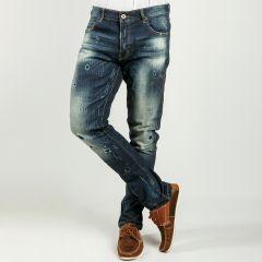 Pants:Jeans Semi Fit _345#1
