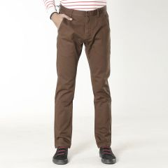 Pants:Gabardine Semi Fit   Solid_185#1