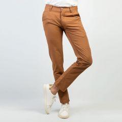 Pants:Gabardine Semi Fit  Solid_194#2